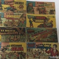 Tebeos: PEQUEÑO SHERIFF - LOTE DE 119 -. Lote 171043564
