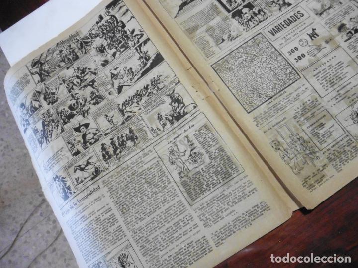 Tebeos: AVENTURERO 2ª Nº 8 HISPANOAMERICANA ORIGINAL - Foto 6 - 171048905