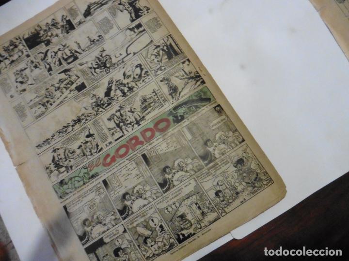 Tebeos: AVENTURERO 2ª Nº 8 HISPANOAMERICANA ORIGINAL - Foto 9 - 171048905