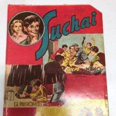 Tebeos: COMIC ORIGINAL SUCHAI Nº 26 EDITORIAL HISPANO AMERICANA . Lote 171339810