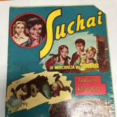 Tebeos: COMIC ORIGINAL SUCHAI Nº 27 EDITORIAL HISPANO AMERICANA . Lote 171339830