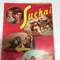 Tebeos: COMIC ORIGINAL SUCHAI Nº 28 EDITORIAL HISPANO AMERICANA . Lote 171339865