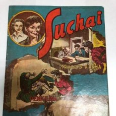 Tebeos: COMIC ORIGINAL SUCHAI Nº 29 EDITORIAL HISPANO AMERICANA . Lote 171339917