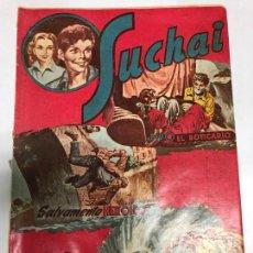 Tebeos: COMIC ORIGINAL SUCHAI Nº 30 EDITORIAL HISPANO AMERICANA . Lote 171339972