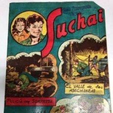 Tebeos: COMIC ORIGINAL SUCHAI Nº 43 EDITORIAL HISPANO AMERICANA . Lote 171340268