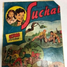 Tebeos: COMIC ORIGINAL SUCHAI Nº 47 EDITORIAL HISPANO AMERICANA . Lote 171340365