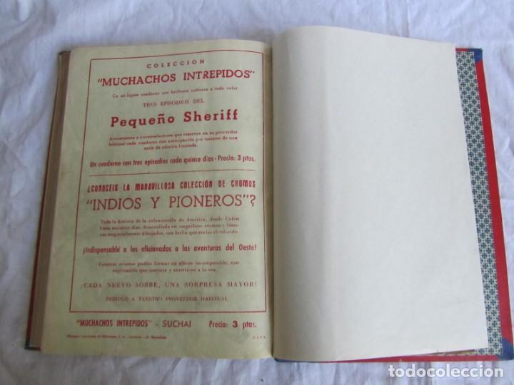 Tebeos: 10 números encuadernados de Suchai el pequeño limpiabotas (1-10) - Foto 17 - 171352755