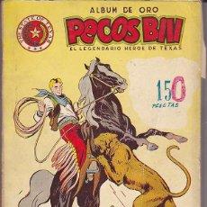 Tebeos: TOMO Nº 2 ALBUM DE ORO PECOS BILL DEL NUMERO 17 AL 32 CON TODAS LAS PORTADAS . Lote 171492522