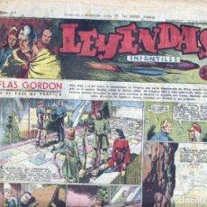 Tebeos: LEYENDAS INFANTILES Nº111. FLASH GORDON, JUAN CENTELLA, TARZÁN, POPEYE, GUARDIA MÓVIL, DICK NORTON . Lote 171765878