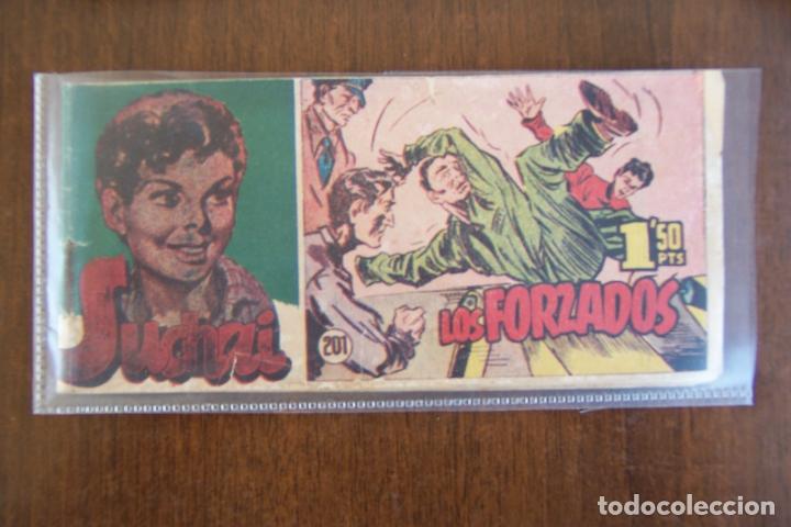 SUCHAI Nº 201, ÚLTIMOS DIFÍCILES (Tebeos y Comics - Hispano Americana - Suchai)