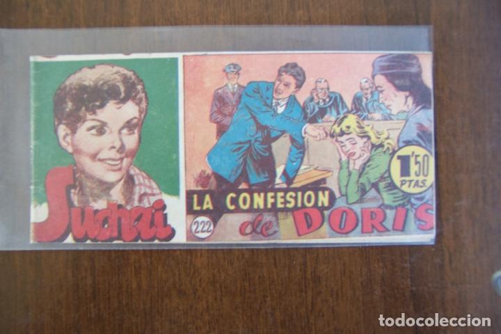 SUCHAI Nº 222, ÚLTIMOS DIFÍCILES (Tebeos y Comics - Hispano Americana - Suchai)