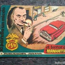 Tebeos: LA PATRULLA SIN MIEDO Nº 2 - EL TERROR DE MANHATTAN D7. Lote 172956823