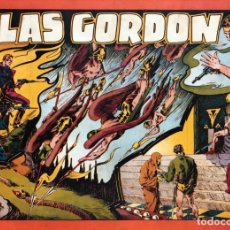 Tebeos: FLAS GORDON. Nº 1 Y 2. COLECCIÓN LAS GRANDES AVENTURAS. ALBUM ROJO. 1944. Lote 173012972