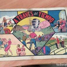 Tebeos: CARLOS EL INTREPIDO Nº 12 A TRAVES DEL TIEMPO (ORIGINAL HISPANO AMERICANA) (COIB23). Lote 173605805