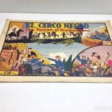 Livros de Banda Desenhada: LOS NEGROS DE NASIBU - HISPANO AMERICANA - ORIGINAL. Lote 173798918