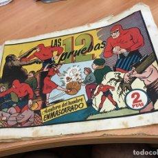 Tebeos: EL HOMBRE ENMASCARADO Nº 103 LAS 12 PRUEBAS (ORIGINAL HISPANO AMERICANA) (COIB25). Lote 173840927