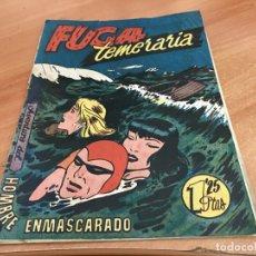 Tebeos: HOMBRE ENMASCARADO Nº 4 FUGA TEMERARIA (ORIGINAL HISPANO AMERICANA) (COIB25). Lote 173841685