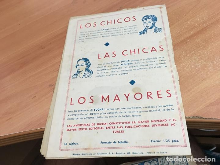Tebeos: HOMBRE ENMASCARADO Nº 2 MUCHACHAS PIRATAS (ORIGINAL HISPANO AMERICANA) (COIB25) - Foto 2 - 173844814