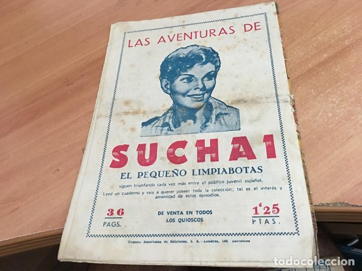 Tebeos: HOMBRE ENMASCARADO Nº 9 EL GRAN MOOGO (ORIGINAL HISPANO AMERICANA) (COIB25) - Foto 2 - 173845757