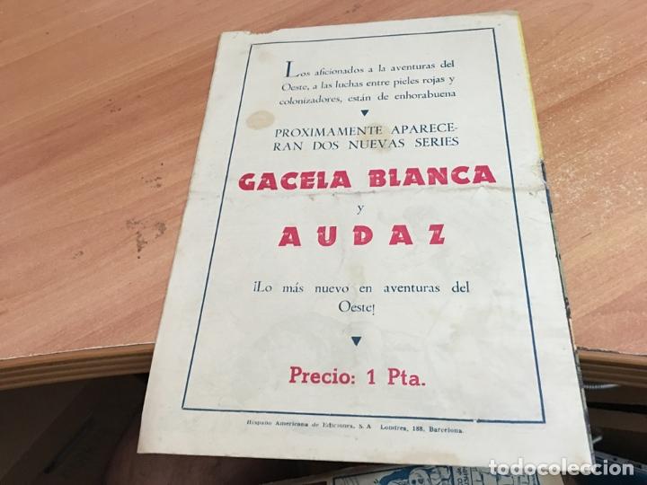 Tebeos: HOMBRE ENMASCARADO Nº 5 LA GRAN LUCHA (ORIGINAL HISPANO AMERICANA) (COIB25) - Foto 2 - 173845832