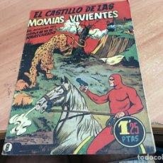 Tebeos: HOMBRE ENMASCARADO Nº 8 MOMIAS VIVIENTES (ORIGINAL HISPANO AMERICANA) (COIB25). Lote 173845934