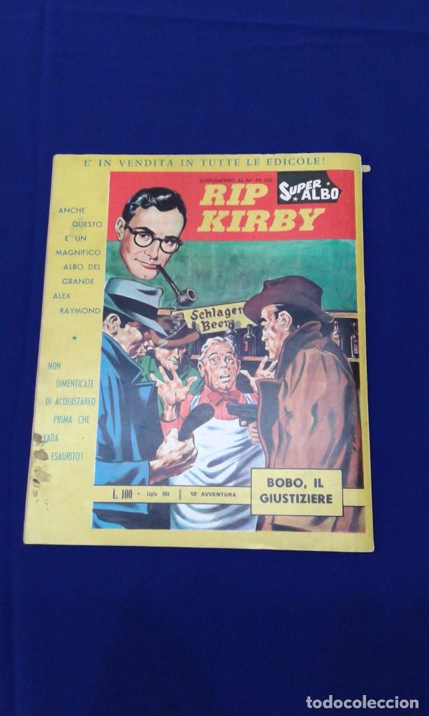 Tebeos: COMICS FLAS GORDON LOTE VERSION ITALIANA 1964 -FUMETTI DELLANNO 1964 LINGUA ITALIANA - Foto 5 - 173927059