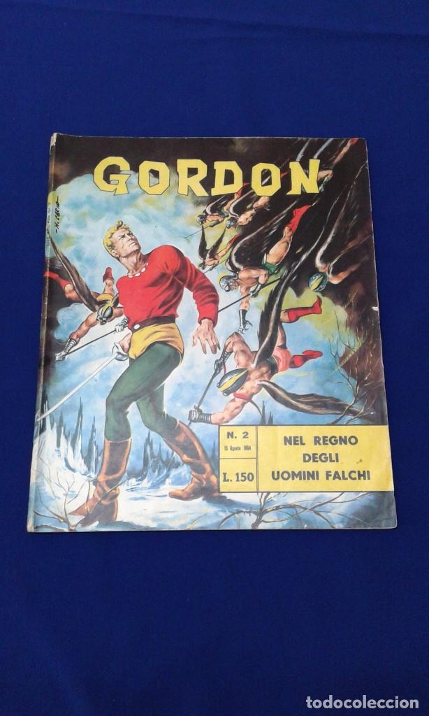 Tebeos: COMICS FLAS GORDON LOTE VERSION ITALIANA 1964 -FUMETTI DELLANNO 1964 LINGUA ITALIANA - Foto 6 - 173927059