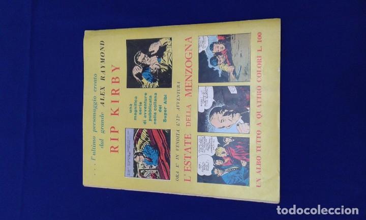 Tebeos: COMICS FLAS GORDON LOTE VERSION ITALIANA 1964 -FUMETTI DELLANNO 1964 LINGUA ITALIANA - Foto 8 - 173927059