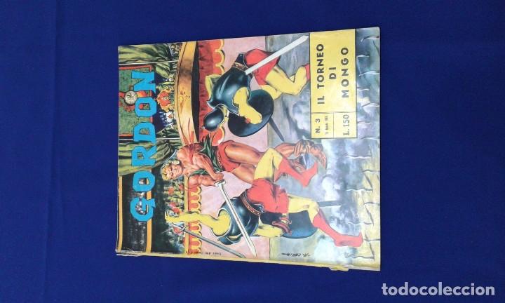 Tebeos: COMICS FLAS GORDON LOTE VERSION ITALIANA 1964 -FUMETTI DELLANNO 1964 LINGUA ITALIANA - Foto 9 - 173927059