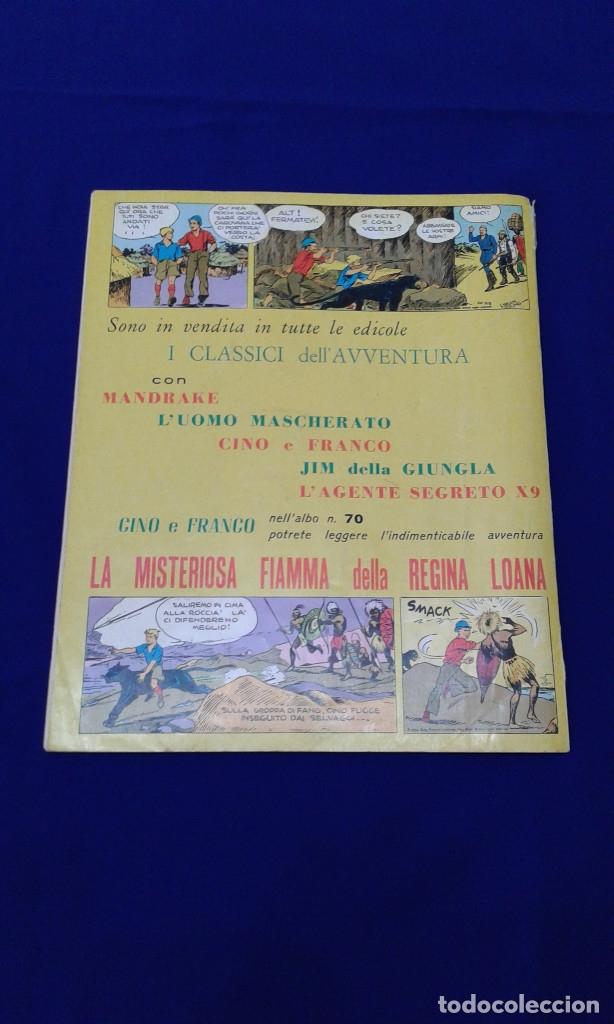 Tebeos: COMICS FLAS GORDON LOTE VERSION ITALIANA 1964 -FUMETTI DELLANNO 1964 LINGUA ITALIANA - Foto 11 - 173927059