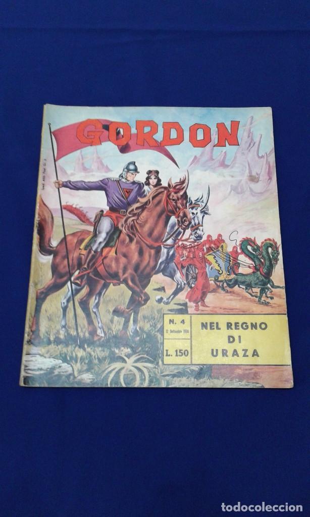 Tebeos: COMICS FLAS GORDON LOTE VERSION ITALIANA 1964 -FUMETTI DELLANNO 1964 LINGUA ITALIANA - Foto 12 - 173927059