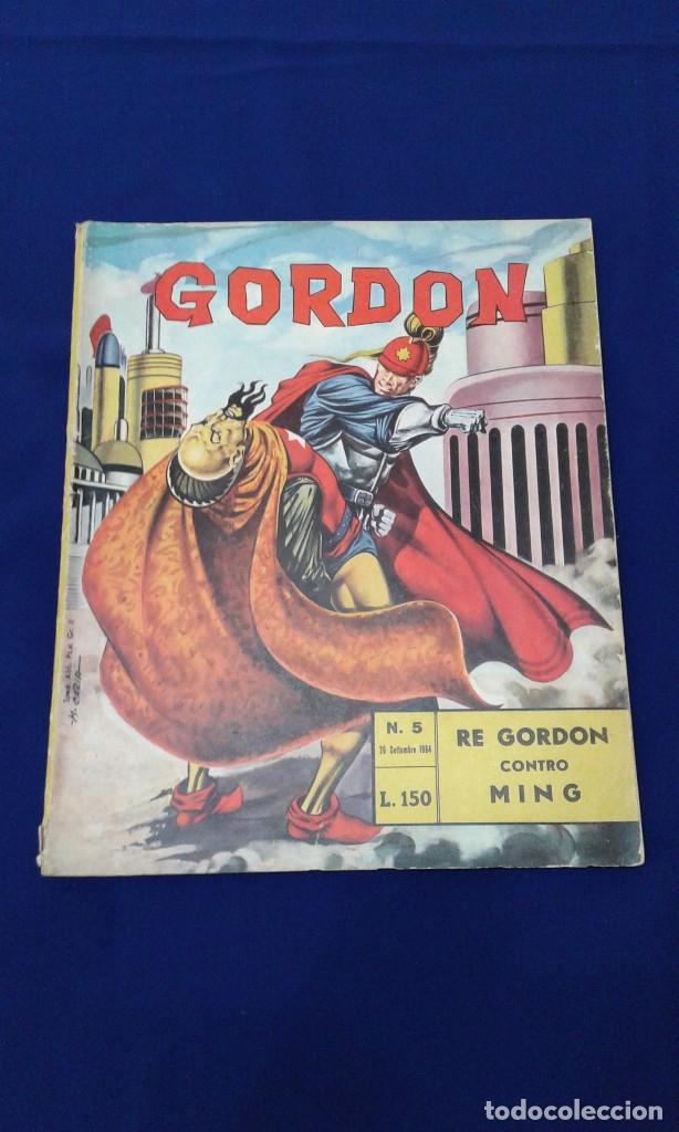 Tebeos: COMICS FLAS GORDON LOTE VERSION ITALIANA 1964 -FUMETTI DELLANNO 1964 LINGUA ITALIANA - Foto 15 - 173927059