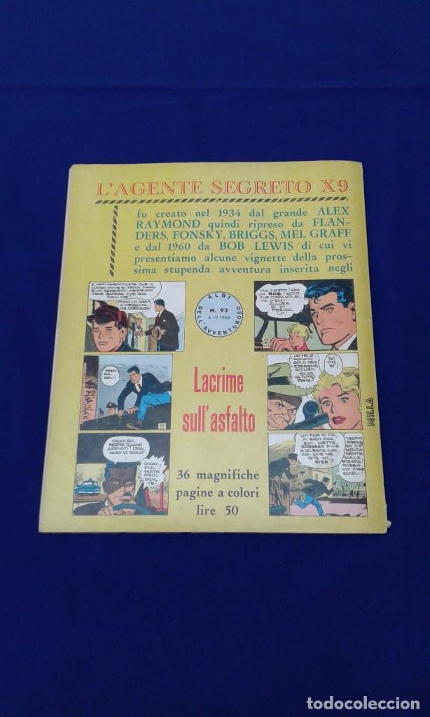 Tebeos: COMICS FLAS GORDON LOTE VERSION ITALIANA 1964 -FUMETTI DELLANNO 1964 LINGUA ITALIANA - Foto 17 - 173927059