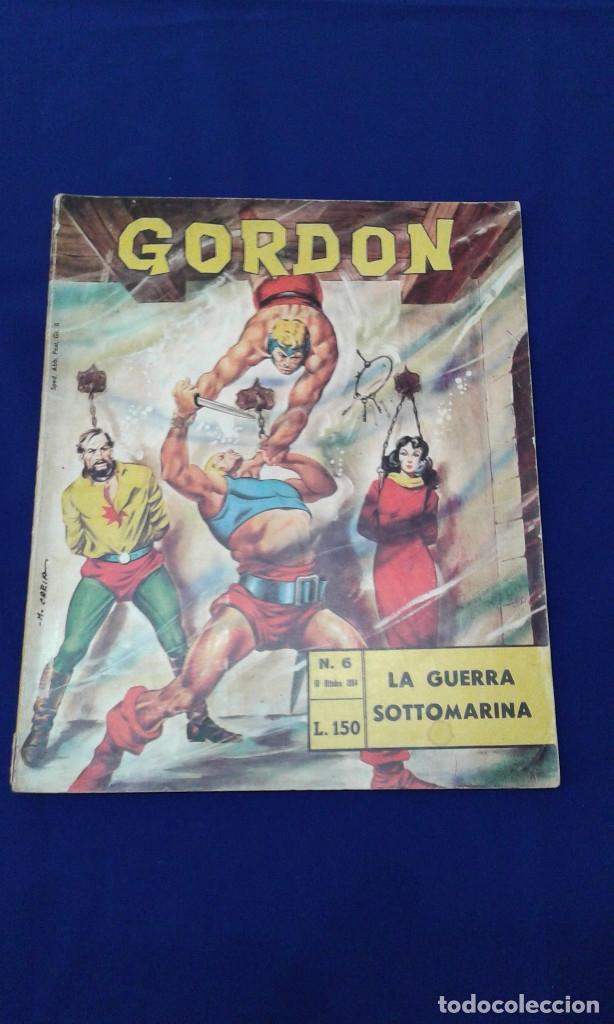 Tebeos: COMICS FLAS GORDON LOTE VERSION ITALIANA 1964 -FUMETTI DELLANNO 1964 LINGUA ITALIANA - Foto 18 - 173927059