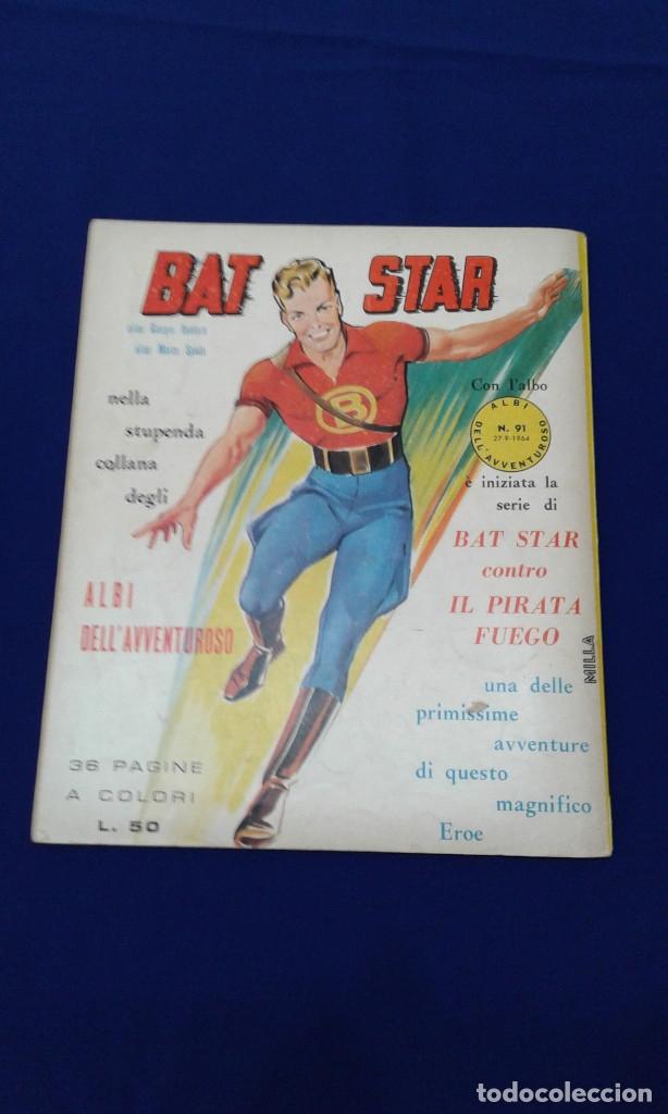 Tebeos: COMICS FLAS GORDON LOTE VERSION ITALIANA 1964 -FUMETTI DELLANNO 1964 LINGUA ITALIANA - Foto 20 - 173927059