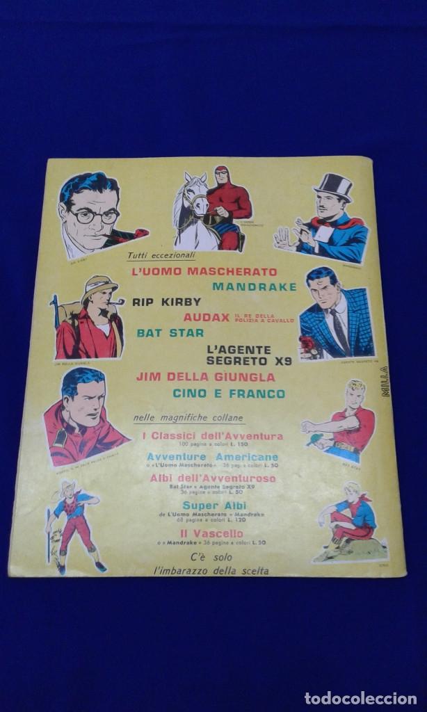 Tebeos: COMICS FLAS GORDON LOTE VERSION ITALIANA 1964 -FUMETTI DELLANNO 1964 LINGUA ITALIANA - Foto 23 - 173927059
