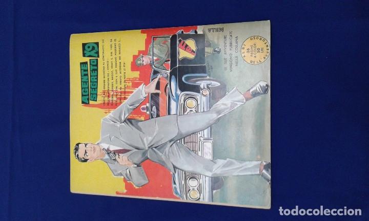 Tebeos: COMICS FLAS GORDON LOTE VERSION ITALIANA 1964 -FUMETTI DELLANNO 1964 LINGUA ITALIANA - Foto 26 - 173927059