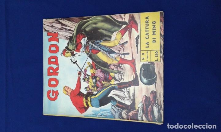 Tebeos: COMICS FLAS GORDON LOTE VERSION ITALIANA 1964 -FUMETTI DELLANNO 1964 LINGUA ITALIANA - Foto 27 - 173927059