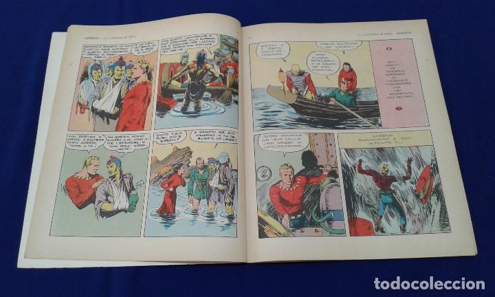 Tebeos: COMICS FLAS GORDON LOTE VERSION ITALIANA 1964 -FUMETTI DELLANNO 1964 LINGUA ITALIANA - Foto 28 - 173927059
