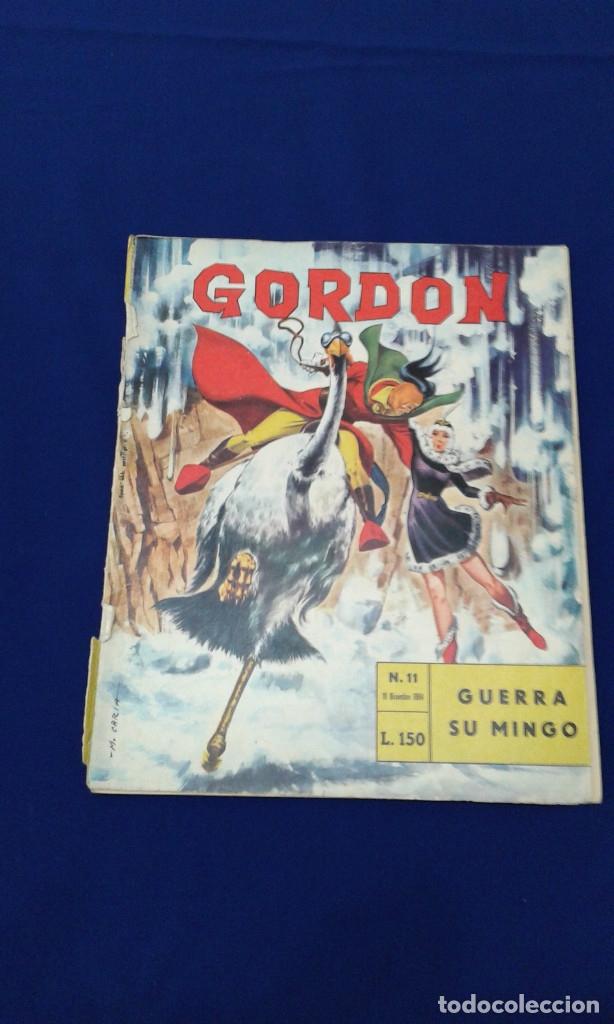 Tebeos: COMICS FLAS GORDON LOTE VERSION ITALIANA 1964 -FUMETTI DELLANNO 1964 LINGUA ITALIANA - Foto 30 - 173927059