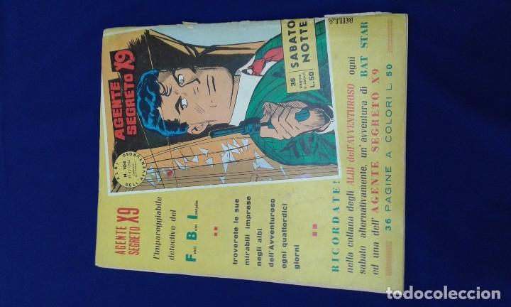 Tebeos: COMICS FLAS GORDON LOTE VERSION ITALIANA 1964 -FUMETTI DELLANNO 1964 LINGUA ITALIANA - Foto 32 - 173927059