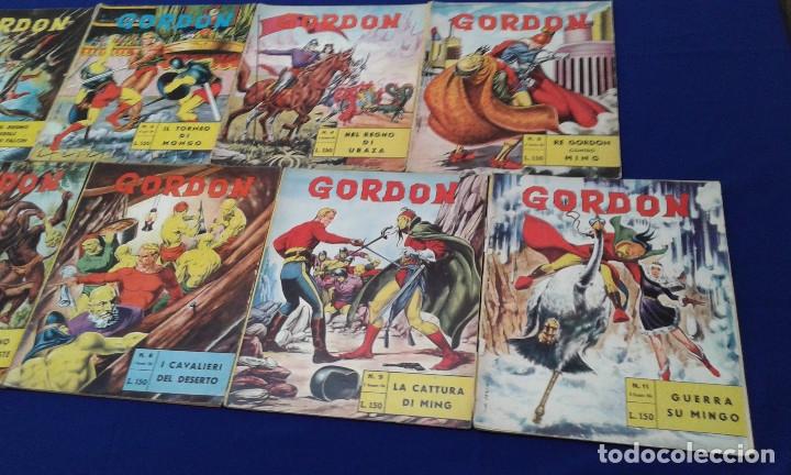 Tebeos: COMICS FLAS GORDON LOTE VERSION ITALIANA 1964 -FUMETTI DELLANNO 1964 LINGUA ITALIANA - Foto 34 - 173927059