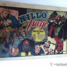 Tebeos: FLASH GORDON - EL ANILLO DE FUEGO - USADO. Lote 175129270