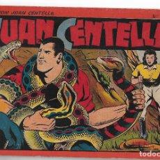 Tebeos: JUAN CENTELLA - ALBUM ROJO Nº 6 - ORIGINAL. Lote 175212140