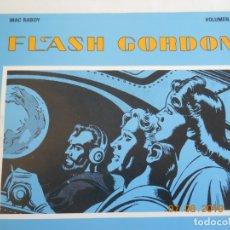 Tebeos: FLASH GORDON , MAC RABOY VOLUMEN 1 1978 EDICIONES B.O.. Lote 175703410