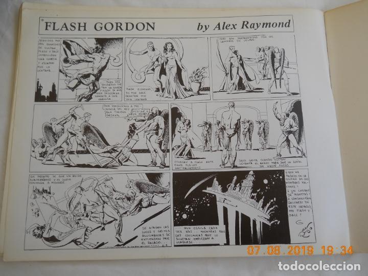 Tebeos: FLASH GORDON , ALEX RAYMOND VOLUMEN I EDICIONES B.O. - Foto 2 - 175703982
