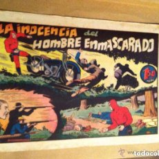 Tebeos: HOMBRE ENMASCARADO - LA INOCENCIA DEL HOMBRE ENMASCARADO. Lote 175770177