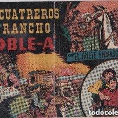 Tebeos: EL JINETE ENMASCARADO (LONE RANGER) . Lote 176056357