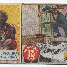 Tebeos: TIM EL PEQUEÑO VAGABUNDO. Nº-9 RAPTO NOCTURNO. . Lote 176412179