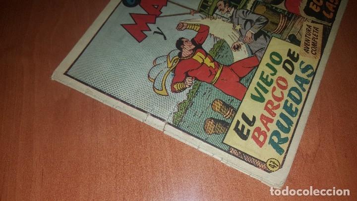 Tebeos: El Capitan marvel, numeros 47 y 58 de hispano americana, originales - Foto 5 - 176839599